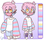 pastel man take me by the hand [closed]
