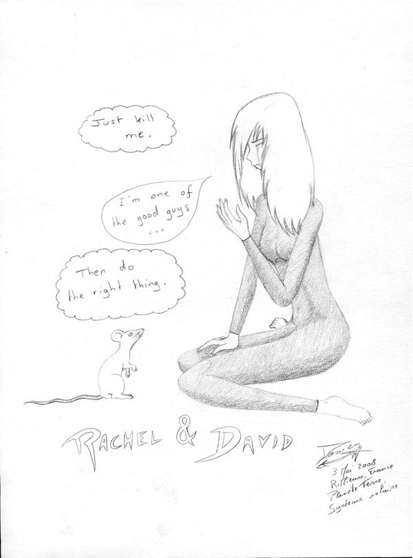Fanarts Rachel_and_David_again_by_Dameg