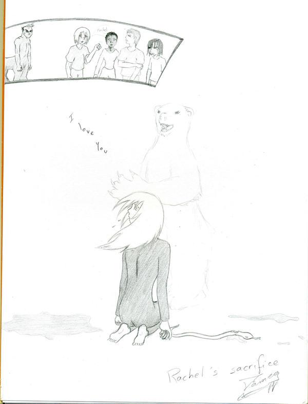 Fanarts Animorphs_C_series_Rachel_by_Dameg