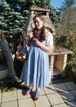 Cosplay Dorothy
