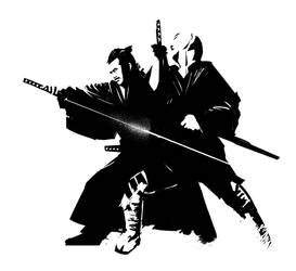 Toshiro Mifune FTW by wasted-rebel