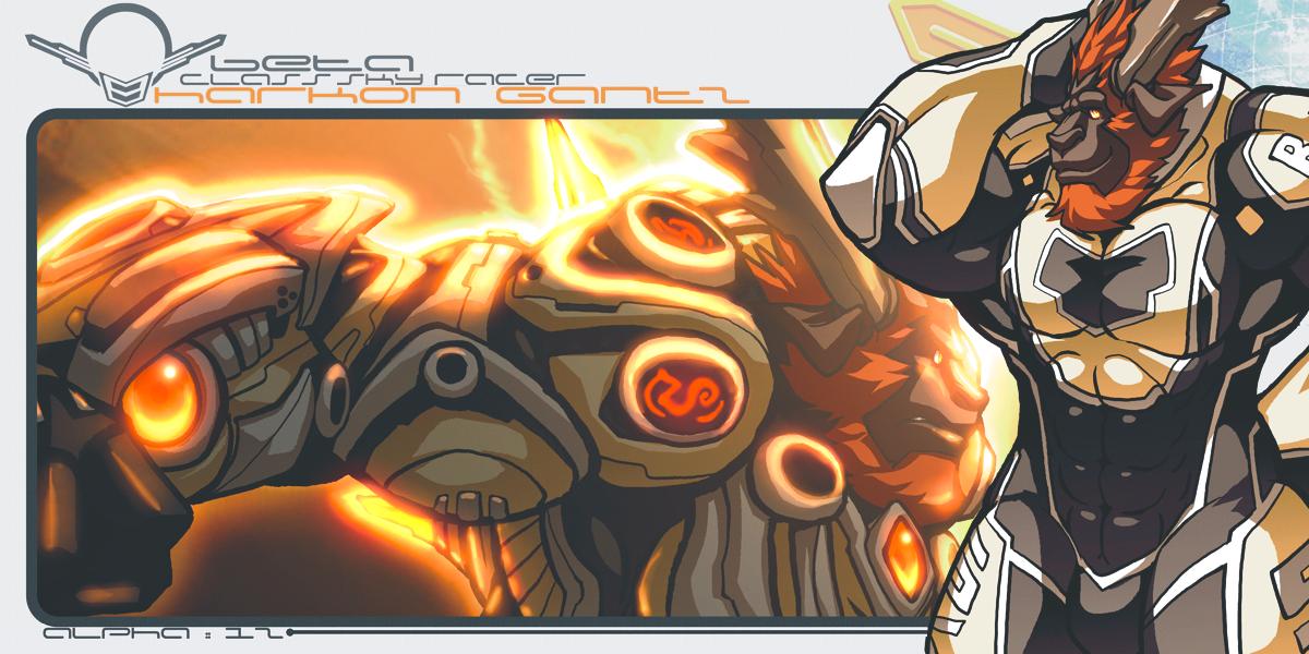 Aero Profile 7: Harkon Gantz by alphachimaera