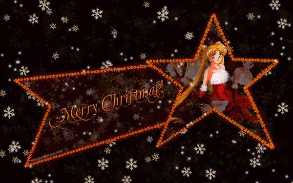 Sailor Christmas by Hotaru-domo