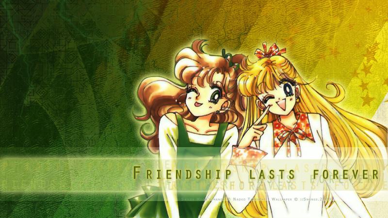 Friendship by Hotaru-domo