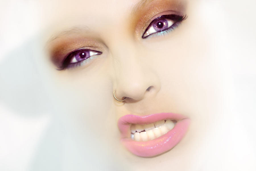 mock up of mac makeup by vivylicious