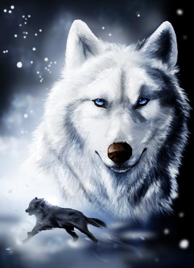 Spirits Whisper _ Soul by LewKat