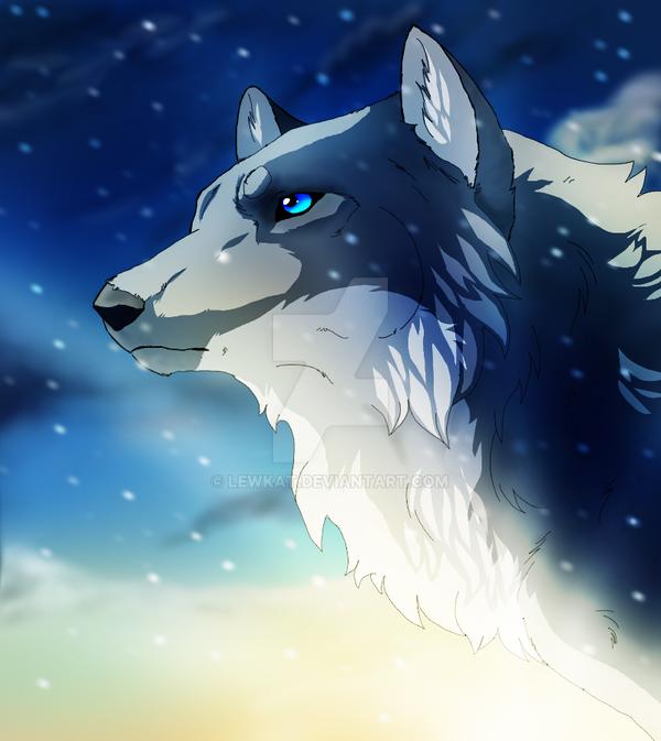 Wild wind by LewKat