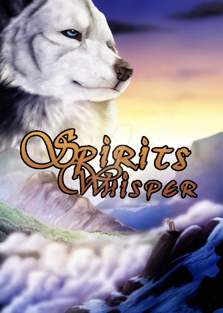 Spirits Whisper Cover - New by LewKat