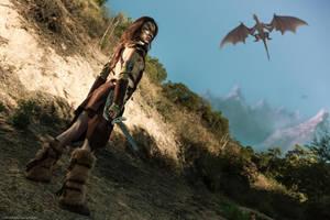 The Huntress by vani