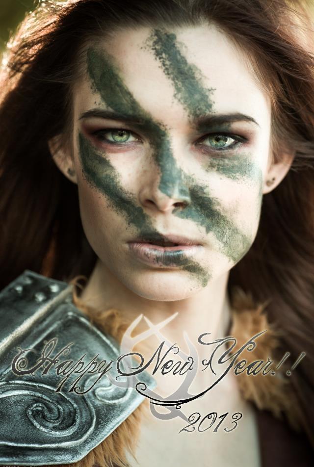 Happy 2013! by vani