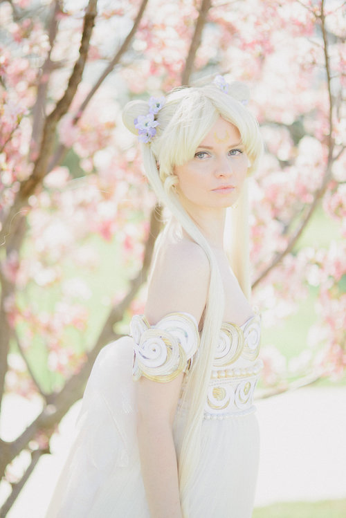 Sailor Moon - Princess Serenity by vani