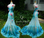 Tropics Gown