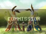 Commission for Inkscarlet