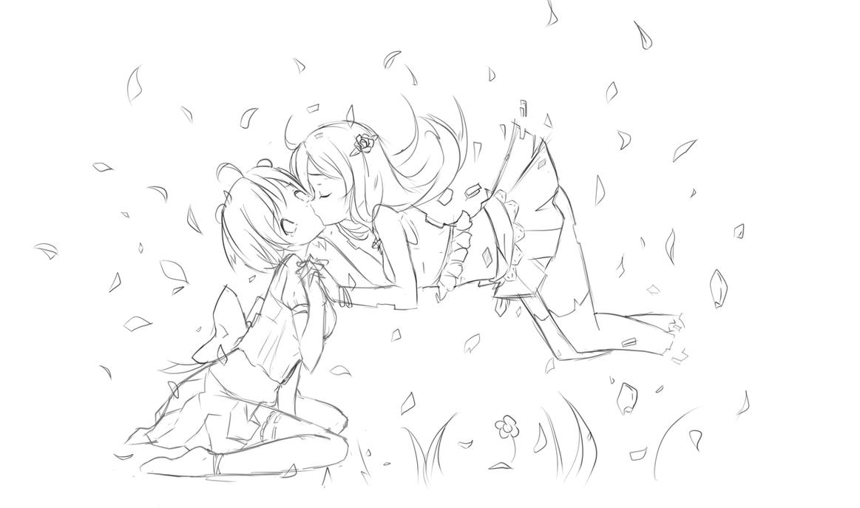 Last Kiss by Rinine