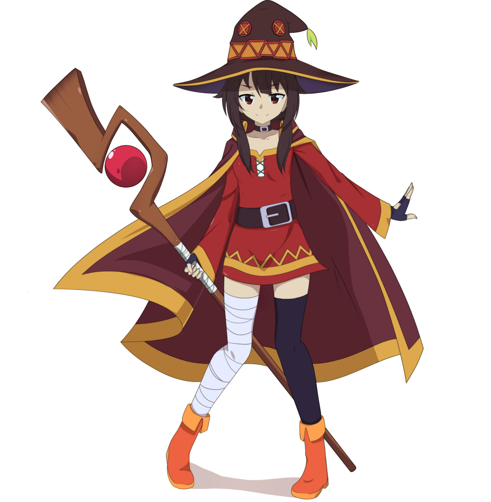 Megumin [With Video] by Rinine