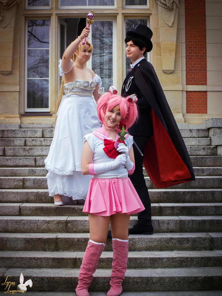 Perfect family by LepusLunarem