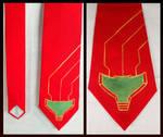 Metroid Necktie