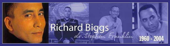 Richard Biggs-We will rememer by Dotana-van-Lee