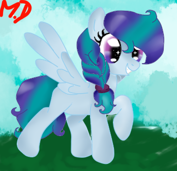 For Glide229 (Blue Zap) by Dashy24