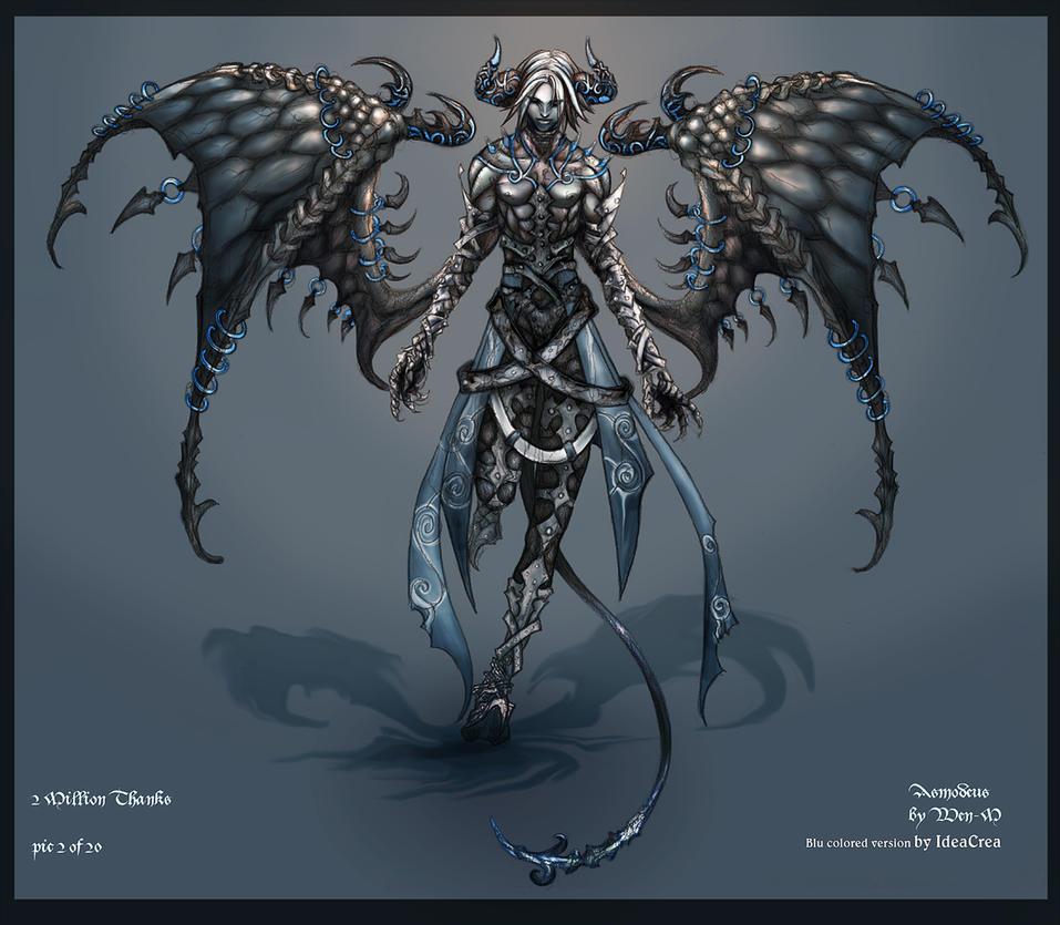 Asmodeus by ideacrea on DeviantArt