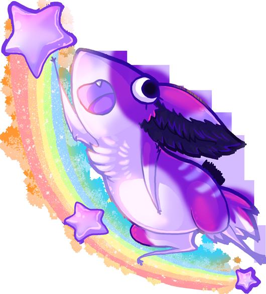 rainbows wheeee by Duckstapler