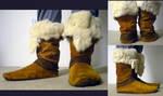 Korra Boots