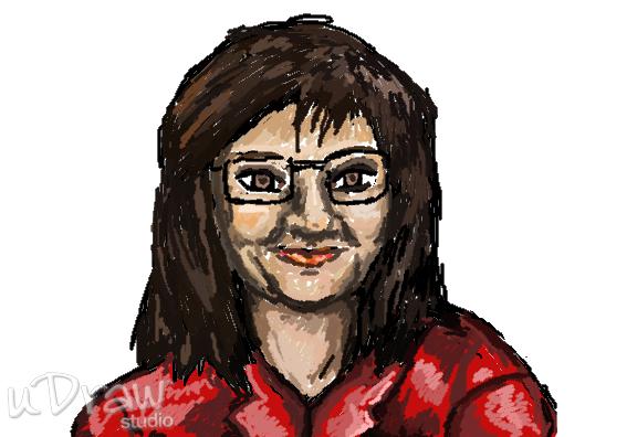 Sarah Palin by Shizuru-Minamino