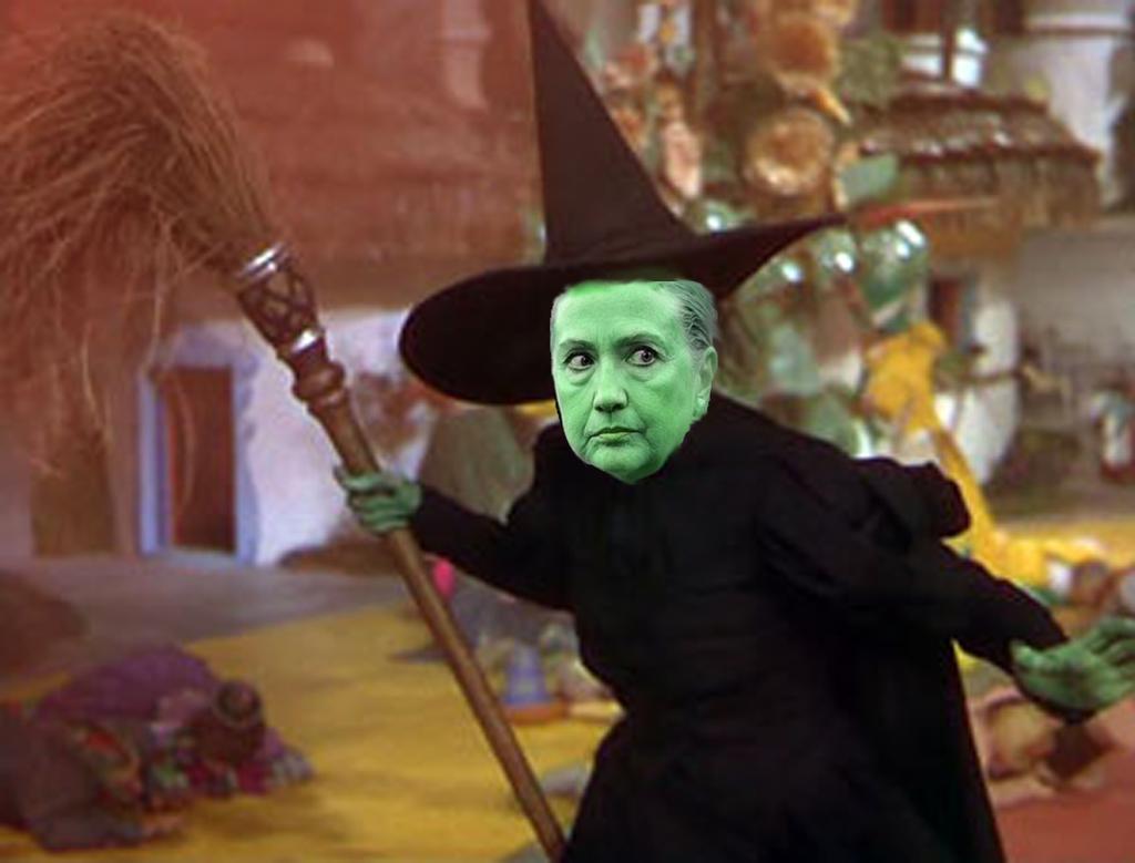 Wicked Witch of Washington by Shizuru-Minamino