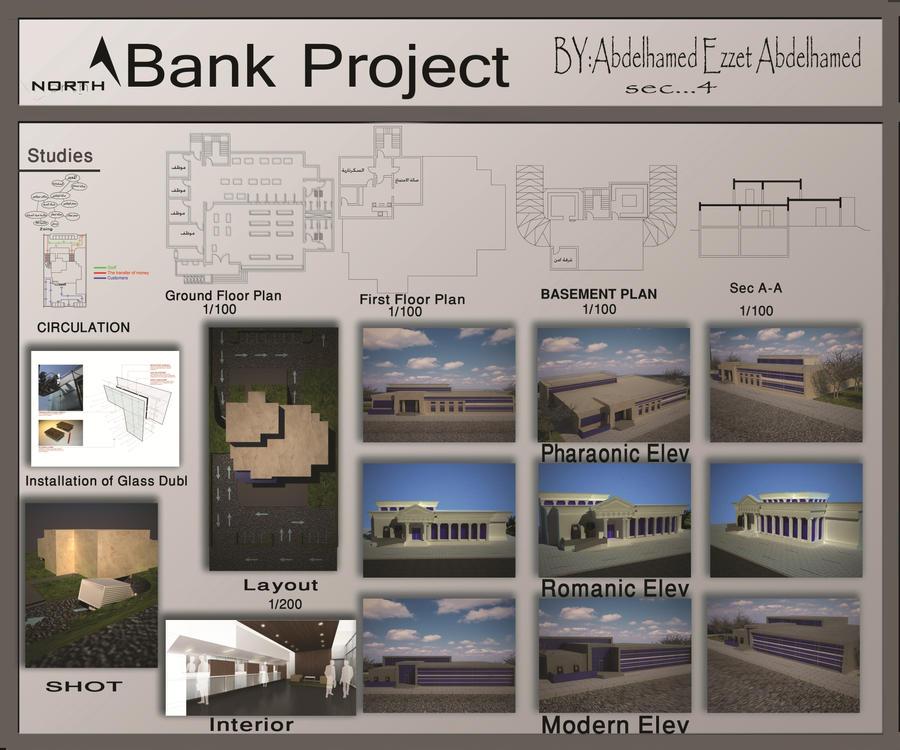Bank Proj by Troy93