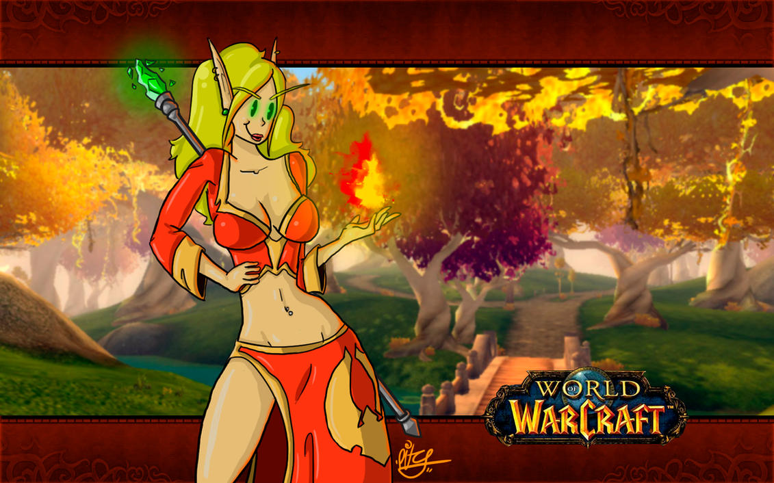 Warcraft elf girls pictures pron tubes