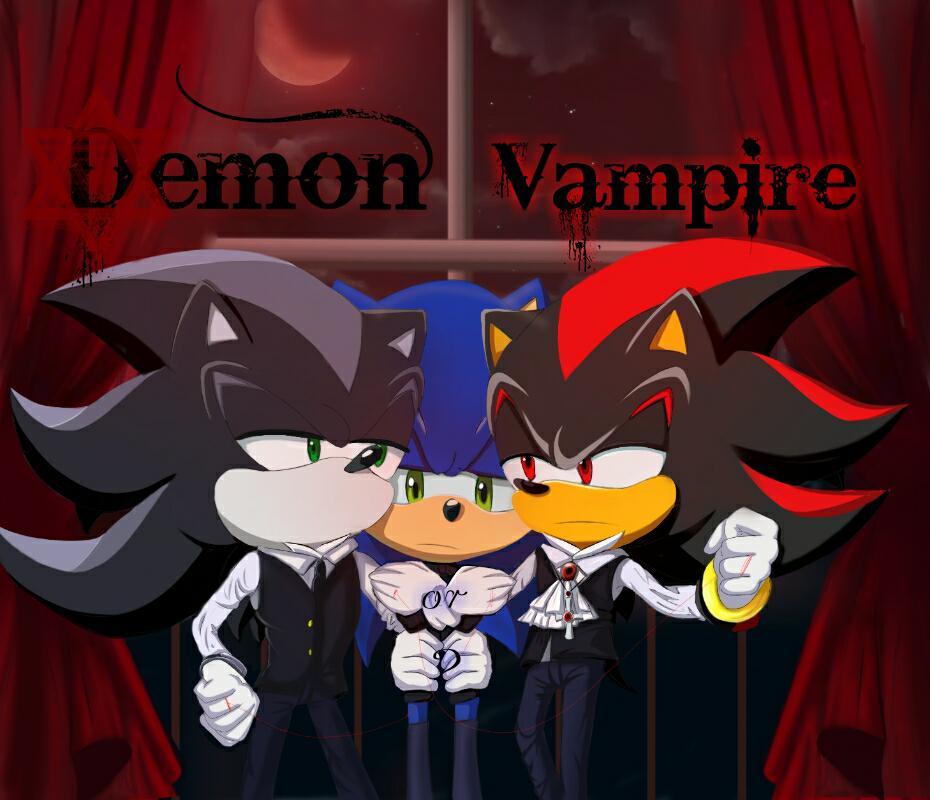 demon or vampire by annavip007 on deviantart