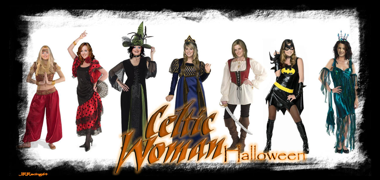 Hope Everyone Enjoys This Awesome Dale Jr Wallpaper I: Celtic Woman Halloween By JRRacing64 On DeviantArt