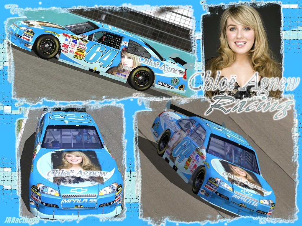 Chloe agnew sprint cup car by jrracing64 on deviantart