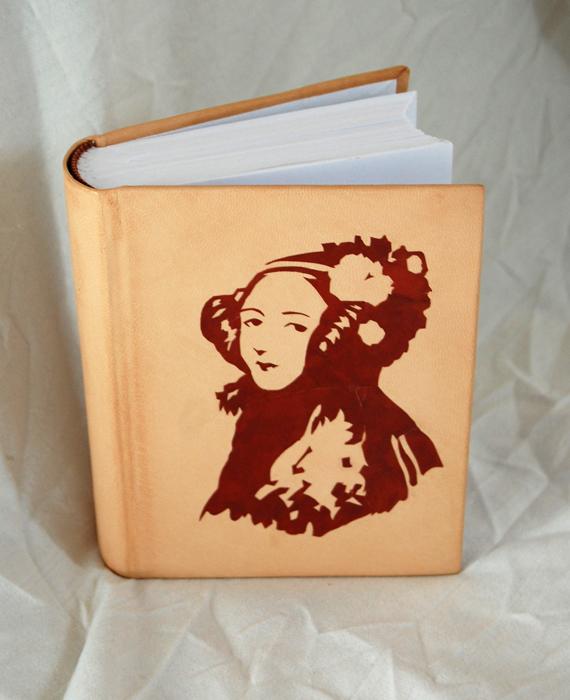 The book of Ada Byron by BlueShadowM