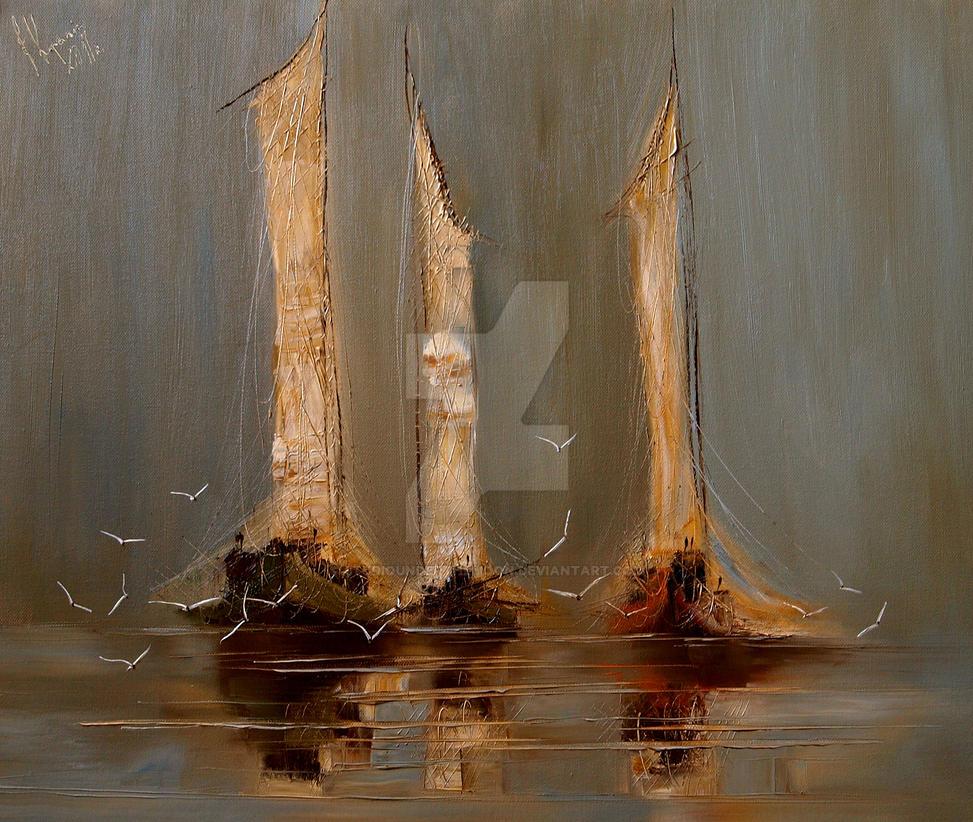Mist... by StudioUndertheMoon