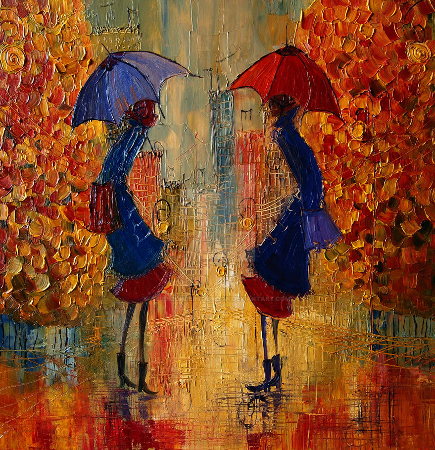 Rain By StudioUndertheMoon On DeviantArt