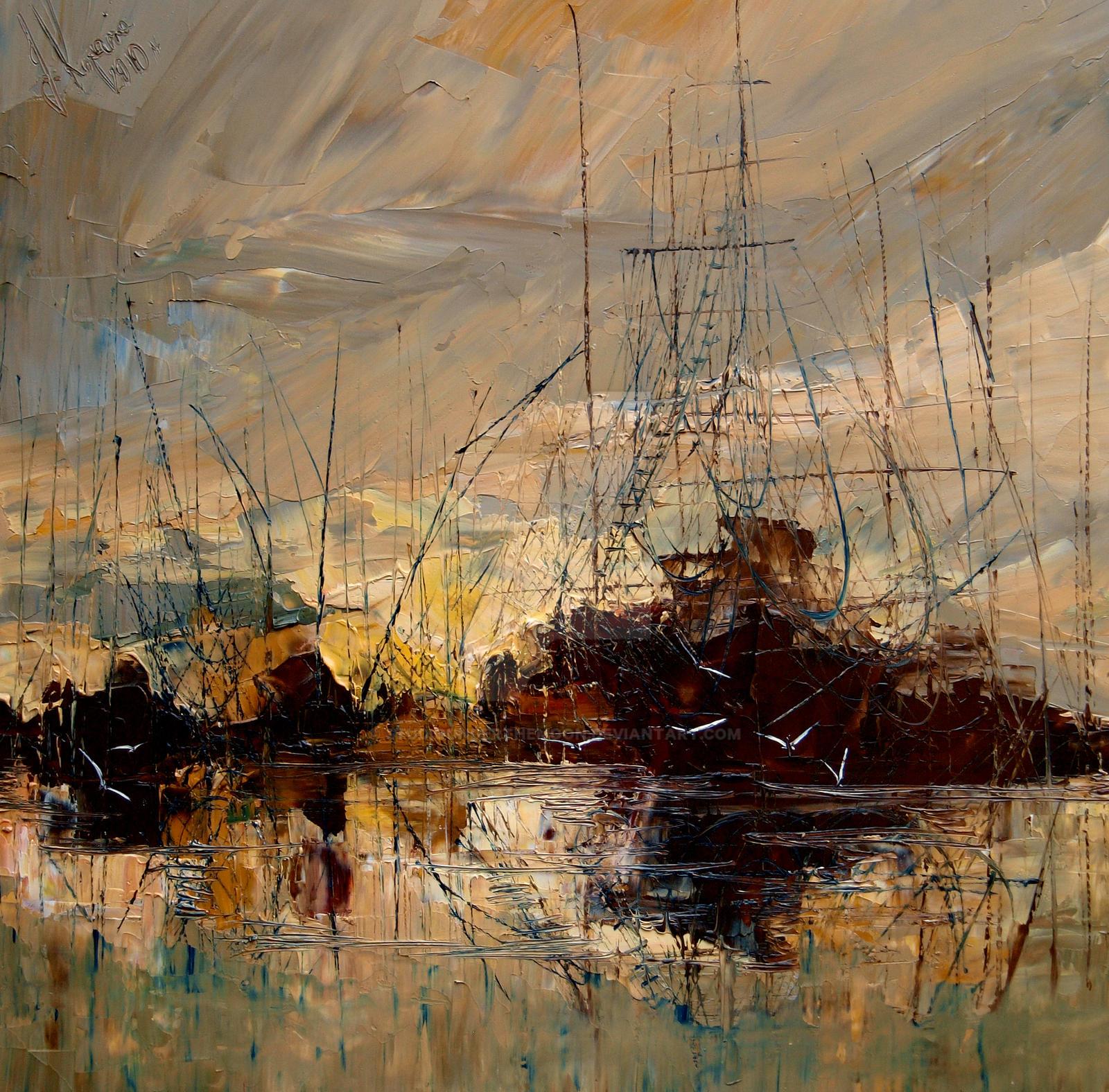 Harbor by StudioUndertheMoon