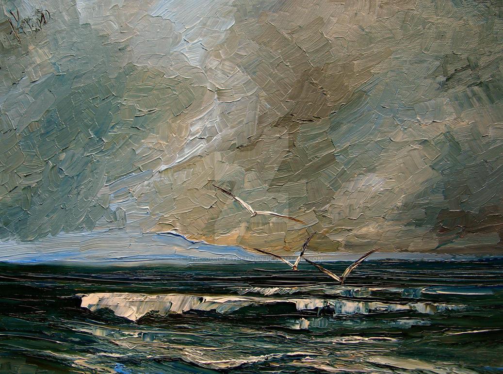 Sea by StudioUndertheMoon