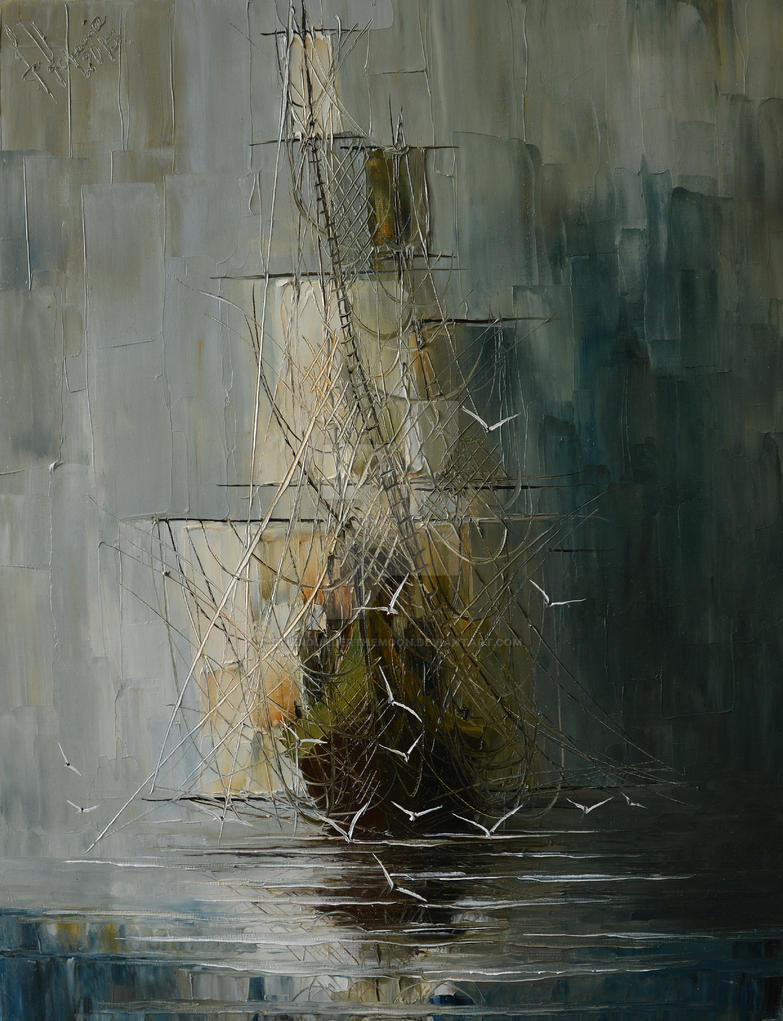 Mist by StudioUndertheMoon