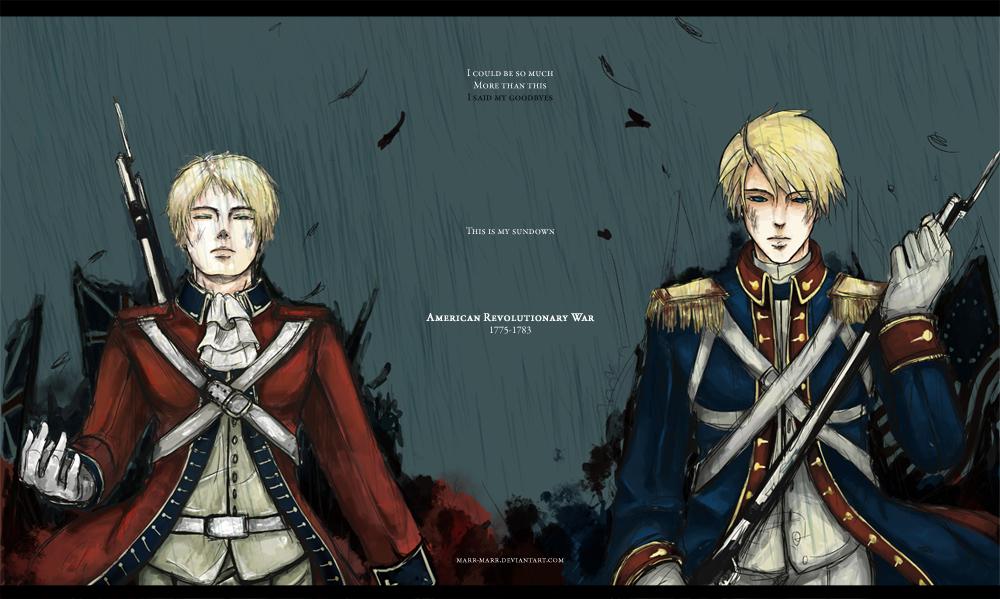 Hetalia American Revolution hetalia-revolut...