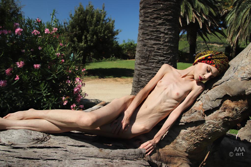 IMG 5911 a goddess sleeping in paradise park by boneskine