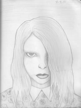 Sketchbook 2 Pg.25 - Night of the Living Dead