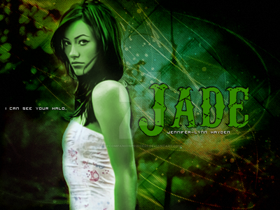 Olivia Wilde.. as Jade by TheCompanionPrincess