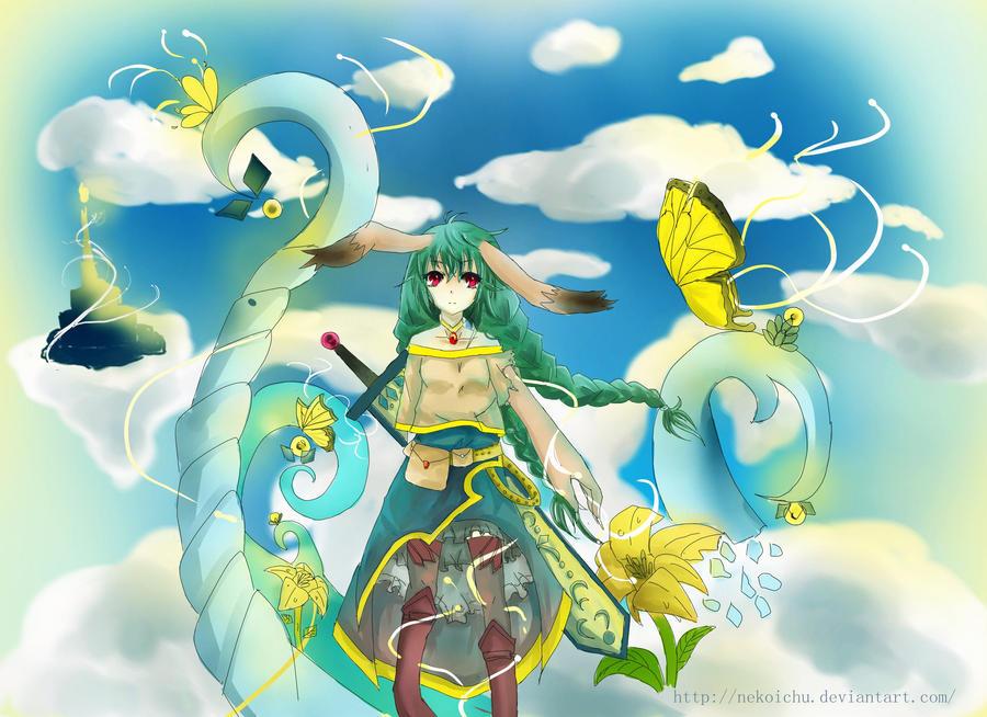 afloat by Nekoichu