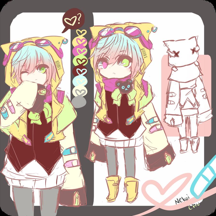 OC-Dien by Nekoichu