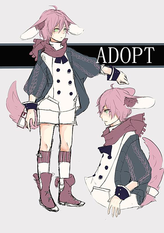 shota adopt(Closed) by Nekoichu