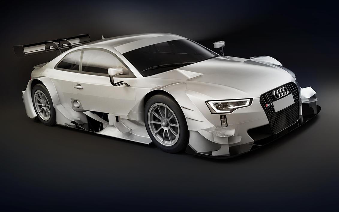 2015 Audi RS5 DTM by STH-pl