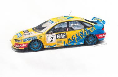Renault Laguna Touring Car