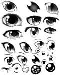 Just Eye practice