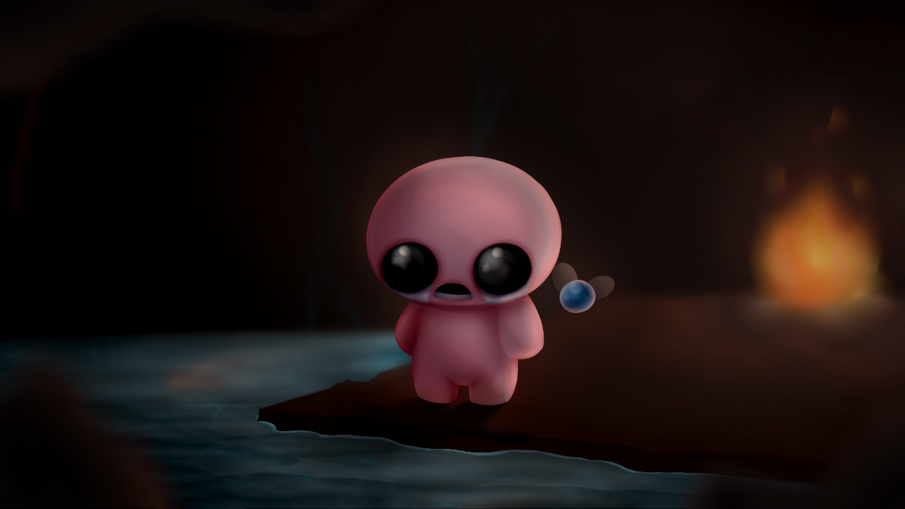 Binding of isaac rebirth by mylithia on deviantart